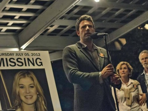 Pre-Batfleck Ben Affleck searches for his missing wife in first official image from Gone Girl movie