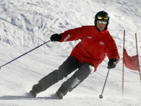 Michael Schumacher 'suffers head injury' while skiing