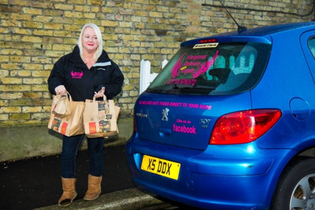 New Year's Eve 2013: Hangover Angel Donna Docherty to deliver takeaway and paracetamol to your door