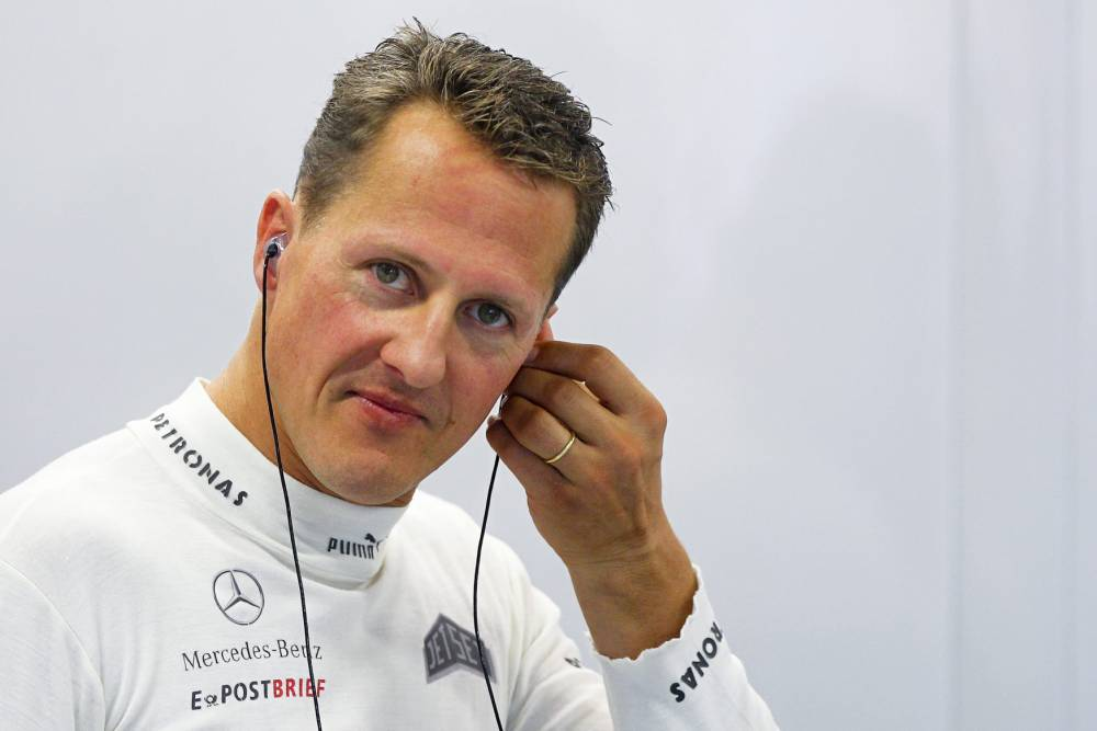 Michael Schumacher memorabilia to fetch thousands at auction