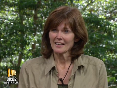 I'm A Celebrity…2013: Annabel Giles slams Amy Willerton as she becomes the first celeb to be voted off