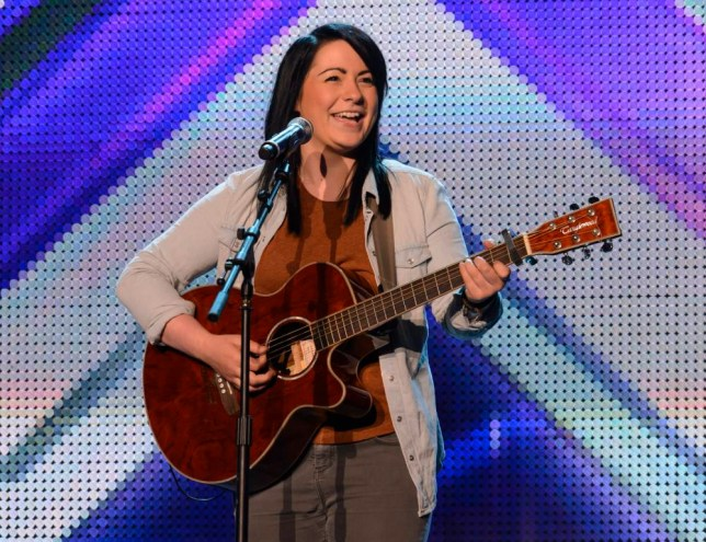"""Undated ITV handout photo of Lucy Spraggan, who said she was """"gutted"""" to quit the X Factor because she is not well enough to perform, according to show organisers. PRESS ASSOCIATION Photo. Issue date: Saturday November 3, 2012. The singer pulled out of last weekend's shows with illness received a free pass to this week's shows. See PA story SHOWBIZ XFactor. Photo credit should read: Ken McKay/ITV/PA Wire NOTE TO EDITORS: This handout photo may only be used in for editorial reporting purposes for the contemporaneous illustration of events, things or the people in the image or facts mentioned in the caption. Reuse of the picture may require further permission from the copyright holder."""