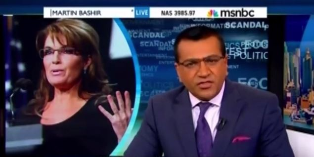 Martin Bashir resigns after suggesting someone should defecate in Sarah Palin's mouth