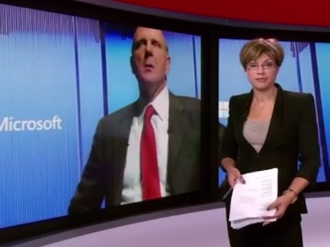 Watch BBC newsreaders looking faintly embarrassed in 2013 blooper reel