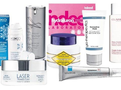 Kiko Cosmetics, Sarah Chapman and L'Occitane: Beauty products to save your skin