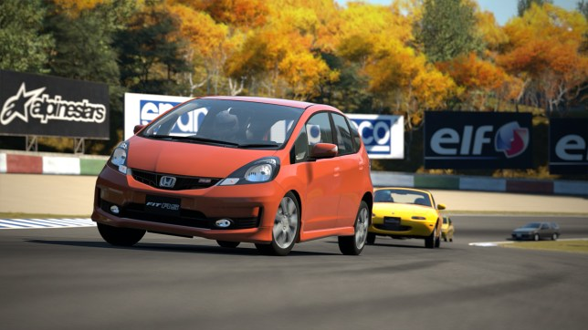 Gran Turismo 6 (PS3) - all cars, all the time