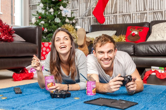 Christmas 2013: Xmas dinner in a tin launched by Game