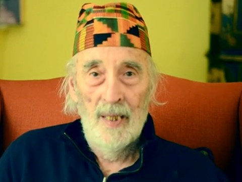 Heavy metal birthday: Christopher Lee marks turning 92 with mini-album