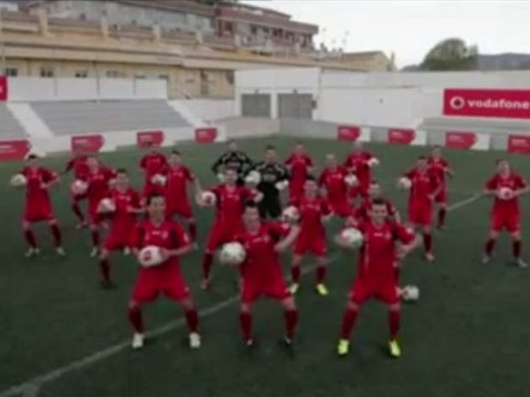 Spanish minnows prepare for Real Madrid clash with song and dance video