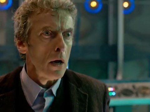 Peter Capaldi keeping his Scottish accent for Doctor Who was 'creative decision'