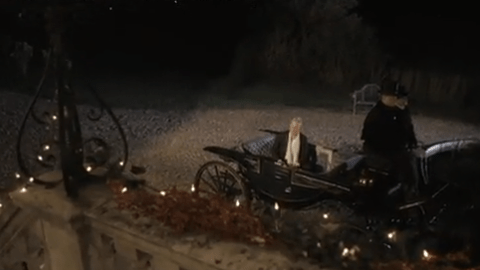 Made in Chelsea series 6, episode 11: It's Christmas in Chelsea and Jamie has a romantic surprise for Lucy