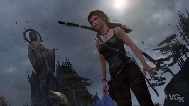 Tomb Raider: Definitive Edition - Lara's had her hair done