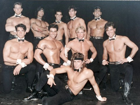 Filth director Jon S Baird writes script for Disney about the origins of the Chippendales