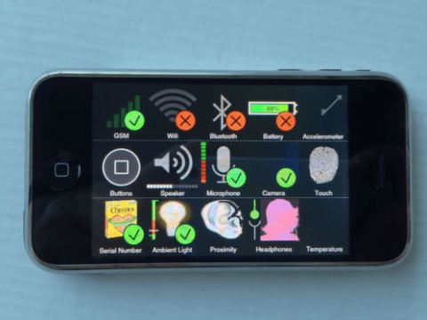 'First generation iPhone prototype' sells for £900 on eBay