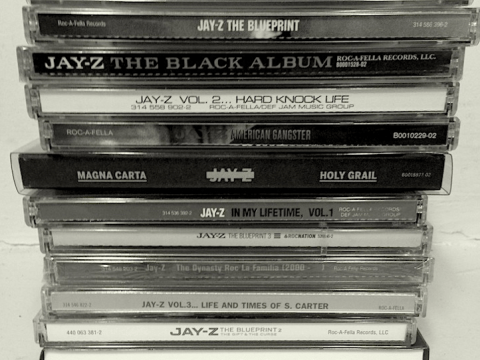 Jay Z's worst album, according to Jay Z