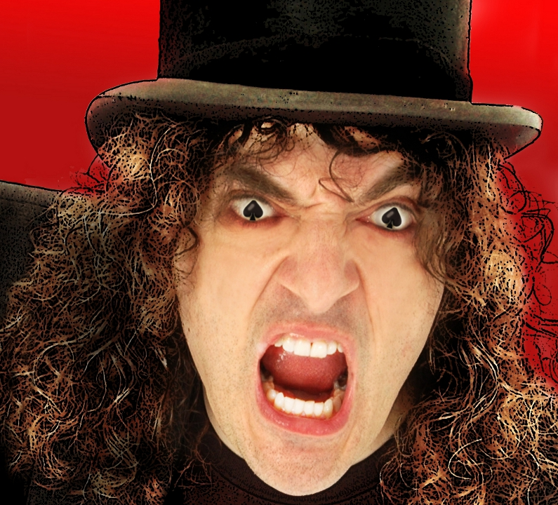 Jerry Sadowitz is mad, bad and thrilling to know