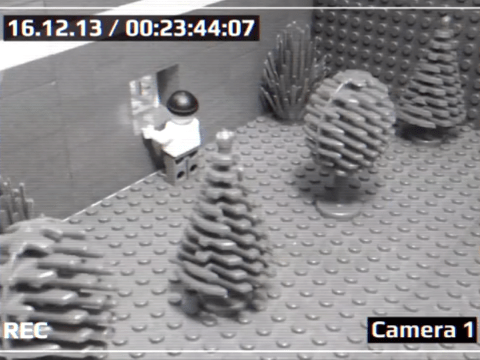 West Midlands Police release Lego video to beat the Christmas burglars