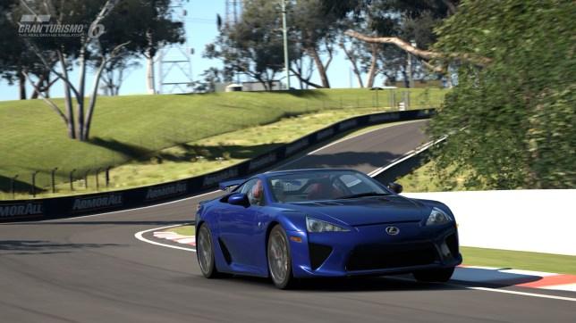 Gran Turismo 6 - no longer in pole position