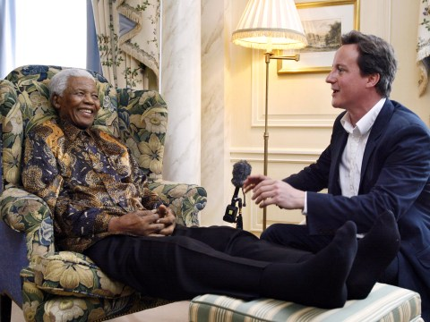 'A great light has gone out in the world': World leaders react to news of Nelson Mandela's death