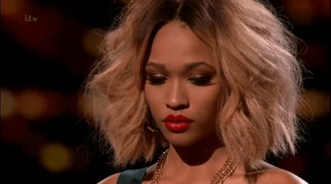 The X Factor 2013 results, week eight – Deadlock decides that favourite Tamera Foster goes home