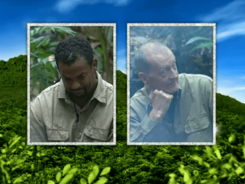 I'm a Celebrity 2013, Wednesday night's show – Twiglets and croc feet for dinner plus Steve Davis leaves