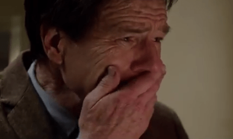 Bryan Cranston gets very upset in new Godzilla teaser trailer