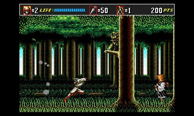 Sega 3D Classics review – from Streets Of Rage to Space