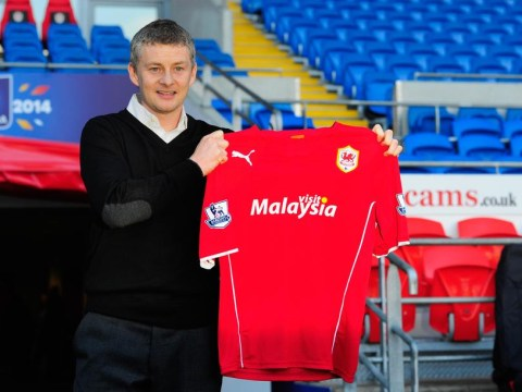 Congratulations Ole! You've just joined the Cardiff City madhouse