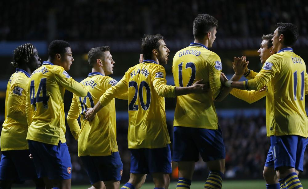 Can Arsenal really beat Manchester City and Chelsea to the Premier League crown?