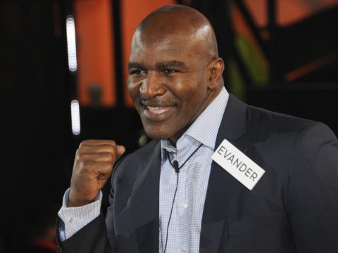 Celebrity Big Brother 2014: Evander Holyfield's sorry slide from the big time to the Big Brother house