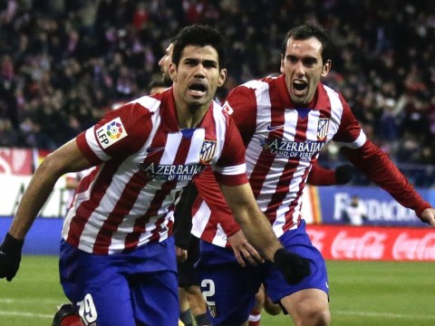 Diego Costa: Three goals which may have caught Chelsea's eye