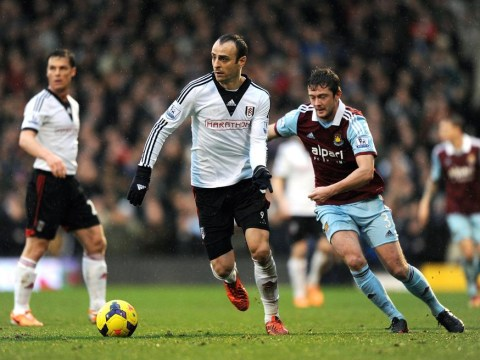 Dimitar Berbatov expected to stay at Fulham as Rene Meulensteen reveals there has been no transfer interest in striker from other clubs