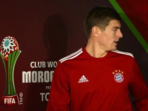 Toni Kroos opts against Manchester United transfer despite Bayern Munich unrest