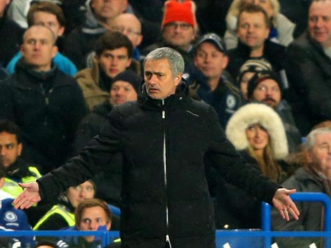 Best in the world? Manchester City are just lucky, says Chelsea manager Jose Mourinho