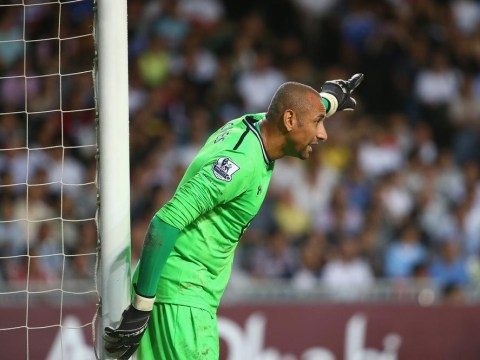Heurelho Gomes wants to leave Tottenham before the end of the month