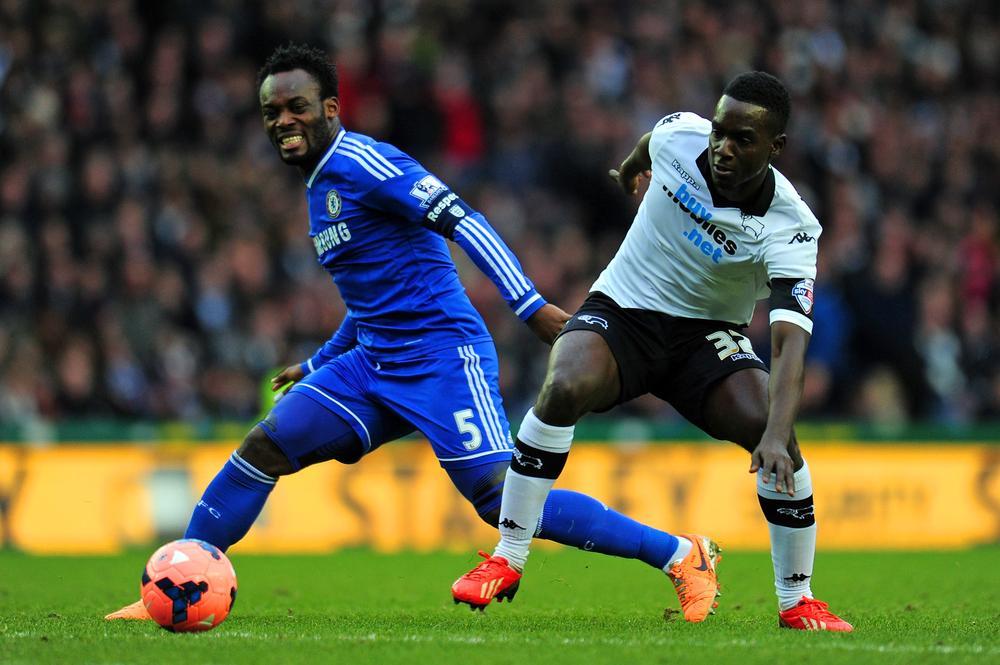 Michael Essien's agent confirms midfielder's imminent Chelsea exit