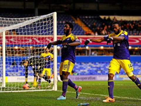 Wilfried Bony turns the tide but now he must inspire Swansea to a league revival