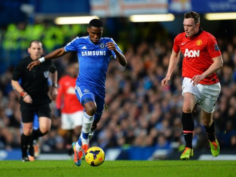 Jose Mourinho hints at extended Chelsea stay for striker Samuel Eto'o