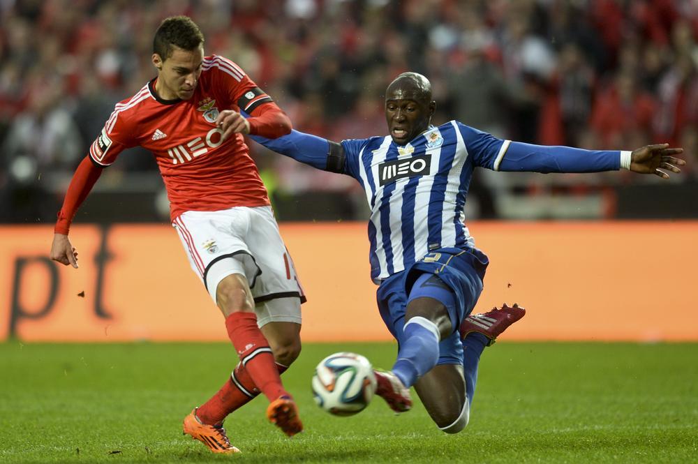 Manchester City end pursuit of Porto duo Eliaquim Mangala and Fernando