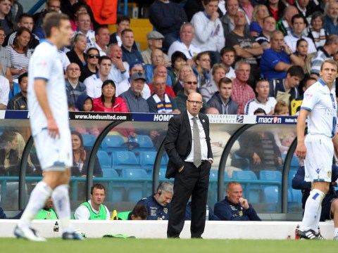 Italian takeover could see Brian McDermott ousted as Leeds United manager