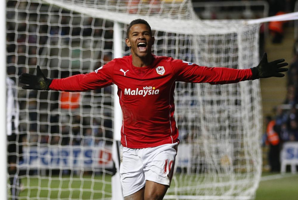 Fantasy Football: Fraizer Campbell's goals to fire Cardiff up the table