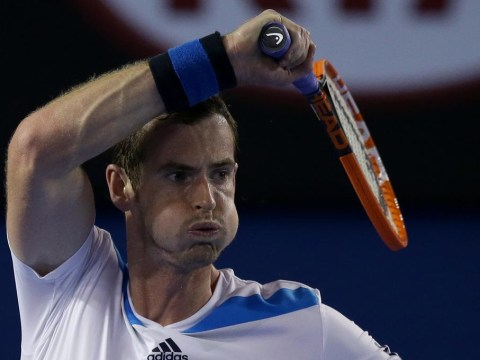 Australian Open 2014: Don't make him angry! Andy Murray wins 23 points in a row to seal victory after being fired up by Vincent Millot fist pumping