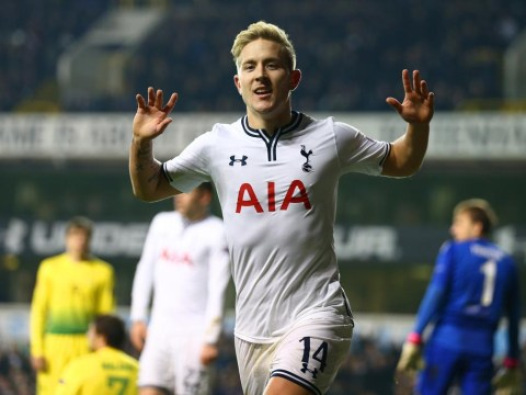 Tottenham look ready to off-load Lewis Holtby and Etienne Capoue in January sales