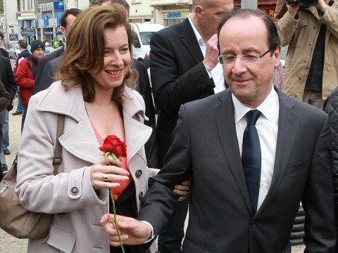 France's first lady clings to hope of keeping her place