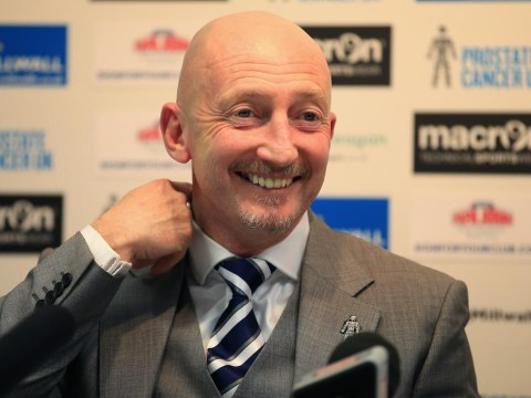 Ian Holloway intent on keeping his wife away from Tony Pulis