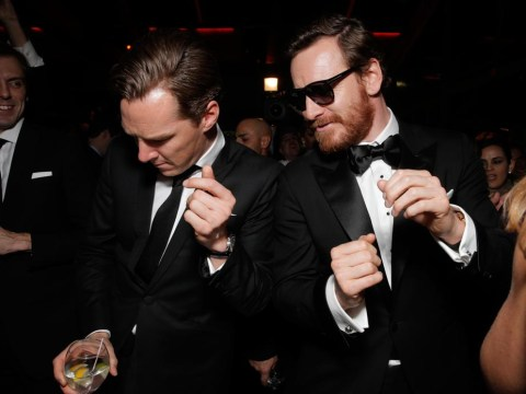 Benedict Cumberbatch v Michael Fassbender: Who's the best dancer?
