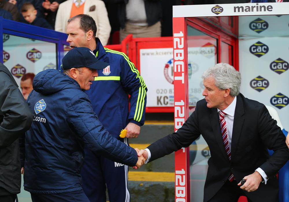 Is it time Mark Hughes admitted Stoke are in a relegation scrap?
