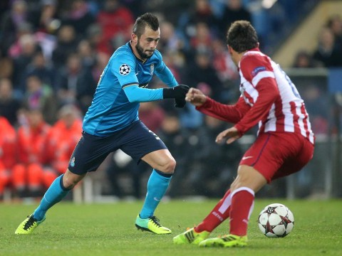Fulham's hopes of Steven Defour transfer dashed by Porto midfielder's agent