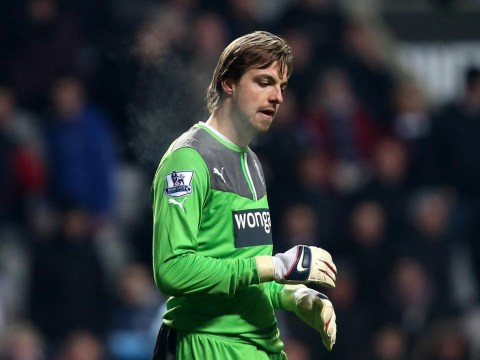 Tim Krul targeted by Borussia Monchengladbach to replace Barcelona-bound goalkeeper