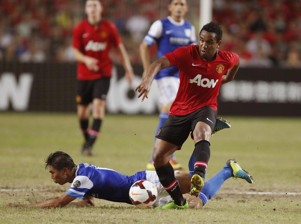 Anderson facing Manchester United exit as Fiorentina make move